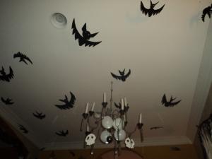 Ceiling gone batty...