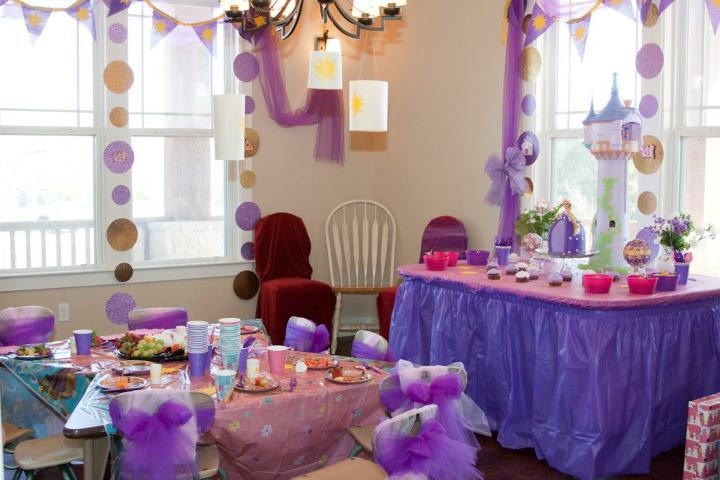 Pin Of The Day Rapunzel Party Decorations Winner Author