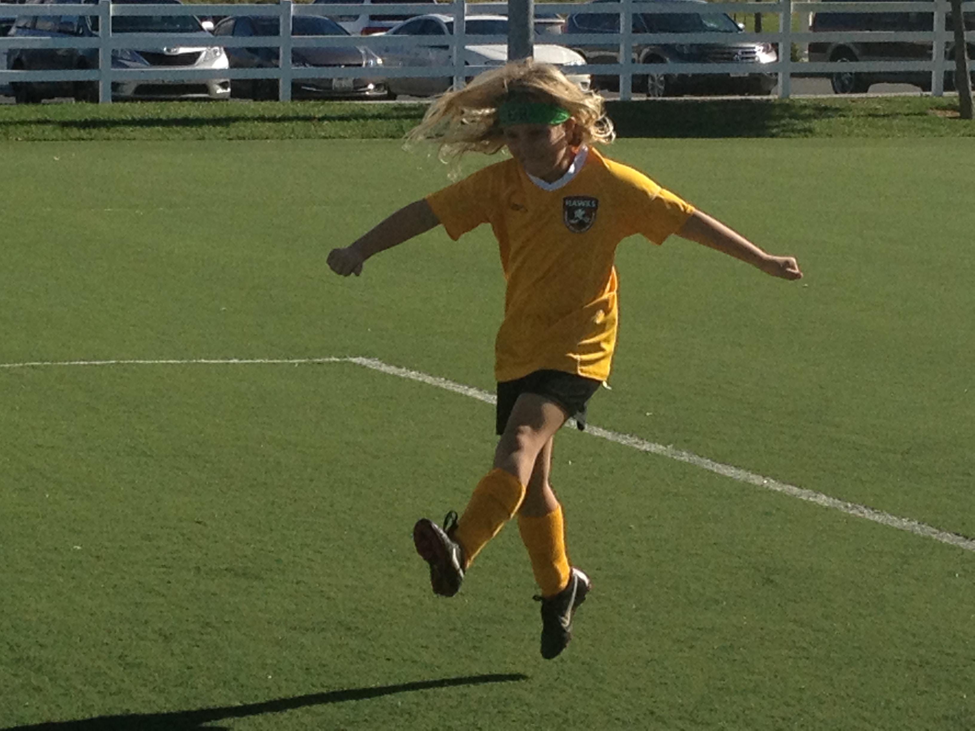 E my soccer stud